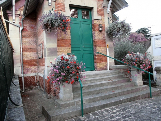 Seconde école du bourg d'Arnouville
