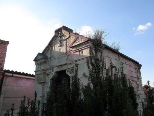 Le Tombeau de la Famille de Machault-Choisel