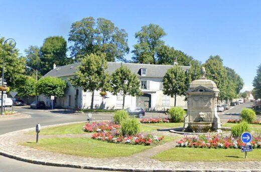 La demeure de Madame Thomas Ropiquer et de Charles Loyeux