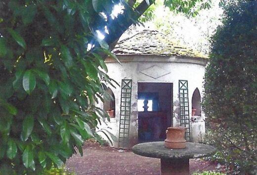 Le pavillon du parc du peintre Loyeux