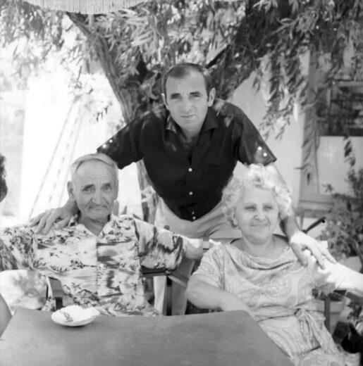 Les parents de Charles Aznavour